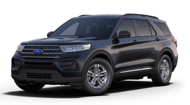 New 2020 Ford Explorer XLT SUV for Sale in Oneonta NY